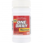 21st Century One Daily Maximum 100 tabs
