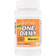 21st Century One Daily Women's 100 tabs