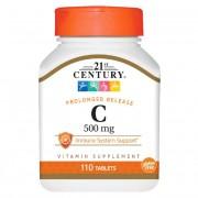 21st Century Vitamin C 500 mg 110 tabs