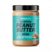 Biotech USA All Natural Peanut Butter Smooth 400 g