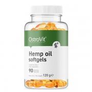 OstroVit Hemp Oil 90 softgels