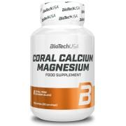 Biotech USA Coral Calcium Magnesium 100 tabs