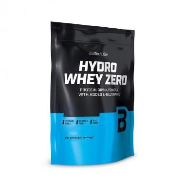 Biotech USA Hydro Whey Zero 454 грам, гідролізат сироваткового протеїну