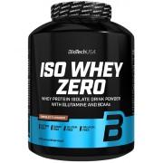 Biotech USA Iso Whey Zero 2270 g Клубника