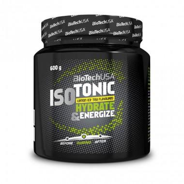 Biotech USA Isotonic 600 грам, концентрований ізотонічний напій