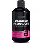 Biotech USA L-Carnitine 100.000 Liquid 500 ml Вишня