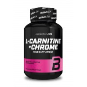 Biotech USA L-Carnitine + Chrome 60 caps