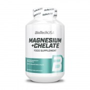 Biotech USA Magnesium Chelate 60 caps