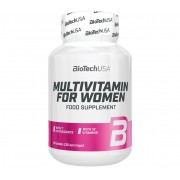 Biotech USA Multivitamin for Women 60 tabs