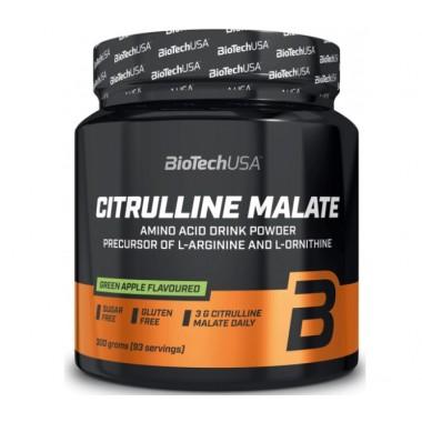 Biotech USA Citrulline Malate 300 грам, цитрулін