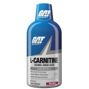 GAT Sport USA L-Carnitine 1500 mg 473 ml Ягодное ассорти