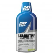 GAT Sport USA L-Carnitine 1500 mg 473 ml Зеленое яблоко
