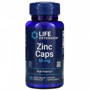 Life Extension Zinc 50 mg 90 veg caps