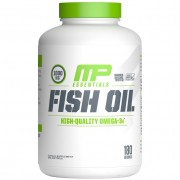 MusclePharm Fish Oil EPA 400mg DHA 300mg 180 caps