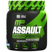MusclePharm Assault Energy Strength 345 g Голуба малина
