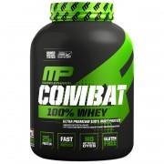 MusclePharm Combat 100% Whey 2270 g Шоколадне молоко