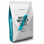 Myprotein Impact Whey Isolate 1000 g Белый шоколад