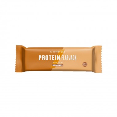 Myprotein Protein Flapjack 80 грамм, углеводно-протеиновый батончик