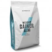 Myprotein Weight Gainer Blend 2500 g Ваниль