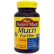 Nature Made Multi for Him 90 tabs