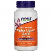 Now Foods Alpha Lipoic Acid 600 mg 60 caps