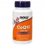 Now Foods CoQ10 200 mg 60 softgels