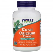 Now Foods Coral Calcium 170 g