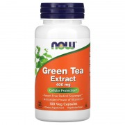 Now Foods Green Tea 400 mg 100 caps