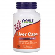 Now Foods Liver Caps 100 caps