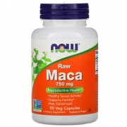 Now Foods Maca 750 mg 90 caps