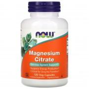 Now Foods Magnesium Citrate 120 caps