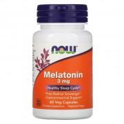 Now Foods Melatonin 3 mg 60 caps