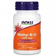 Now Foods Methyl B-12 1000 mcg 100 lozenges