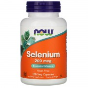 Now Foods Selenium 200 mcg 180 caps