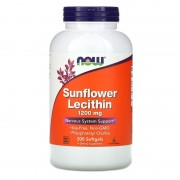 Now Foods Sunflower Lecithin 200 softgels