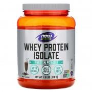 Now Foods Sports Whey Protein Isolate 816 g Сливочный шоколад