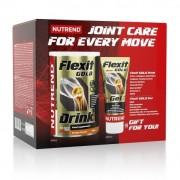 Nutrend Flexit Gold Drink 400 g + Flexit Gold Gel 100 ml Апельсин
