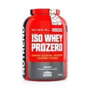 Nutrend Iso Whey Prozero 2250 g Печенье крем