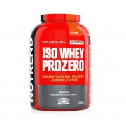 Nutrend Iso Whey Prozero 2250 g Соленая карамель
