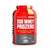 Nutrend Iso Whey Prozero 2250 g Ванильный пудинг