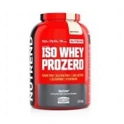 Nutrend Iso Whey Prozero 2250 g Белый шоколад
