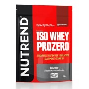 Nutrend Iso Whey Prozero 500 g Белый шоколад