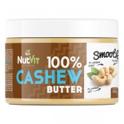 OstroVit 100% Cashew Butter 500 g Smooth