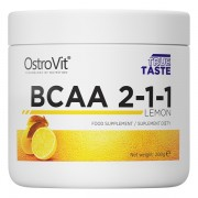 OstroVit BCAA 2-1-1 200 g Лимон