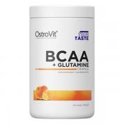 OstroVit BCAA + Glutamine 500 g Апельсин