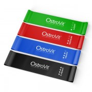 OstroVit Training Bands For Fitness Set 4 pcs