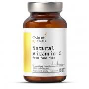 OstroVit Pharma Natural Vitamin C from Rose Hips 30 caps