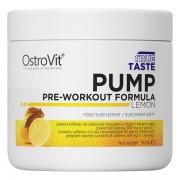 OstroVit PUMP Pre-Workout Formula 300 g Лимон