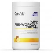 OstroVit PUMP Pre-Workout Formula 500 g Лимон