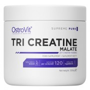 OstroVit Tri Creatine Malate (TCM) 300 g Чистый, без вкуса